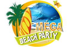 Beach Party Méga-Animation
